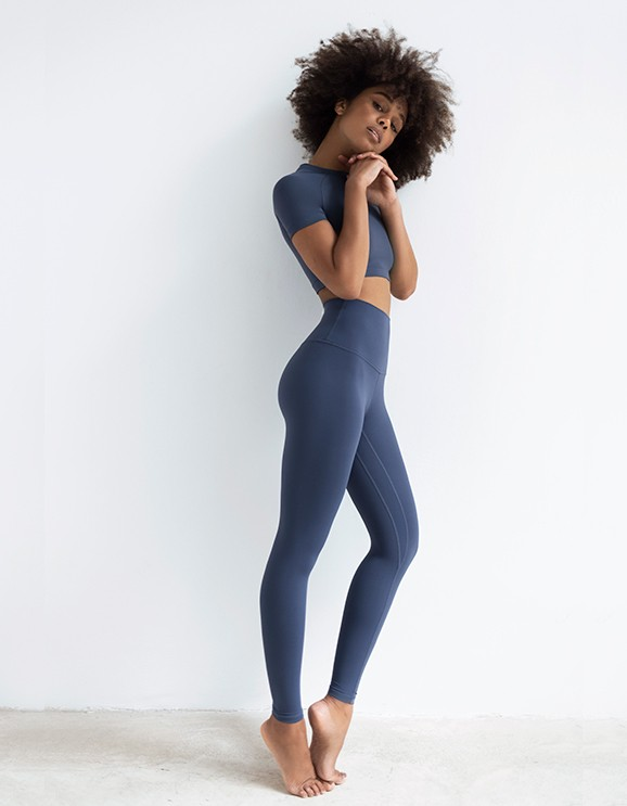 Legging Netis Dark Blue