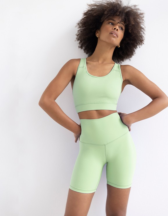 Top Tique Light Green